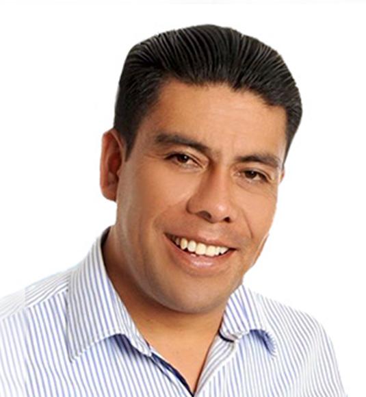 Luis Ugsha
